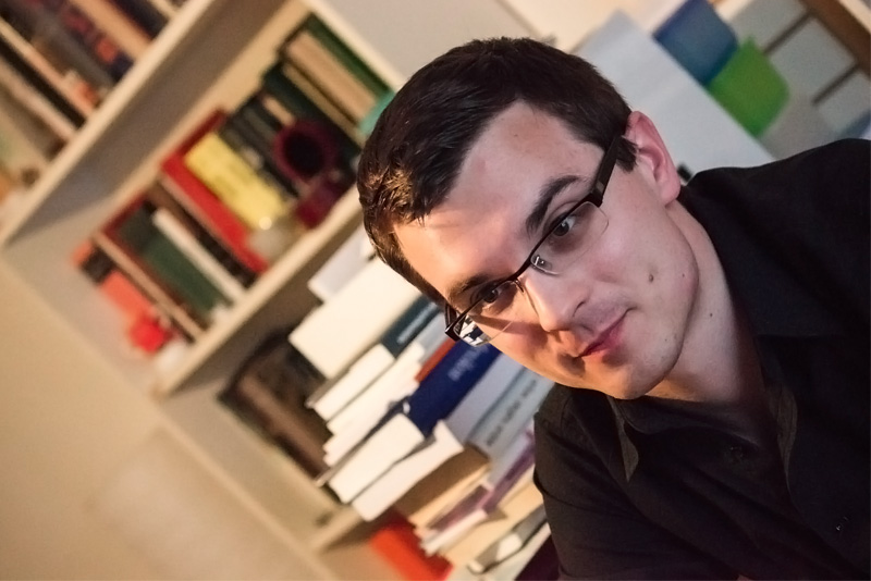 Nyelvi tanácsadás - interjú Pölcz Ádámmal