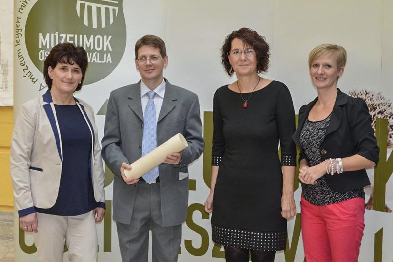 Múzeumpedagógiai Nívódíjat kapott A Magyar Nyelv Múzeuma