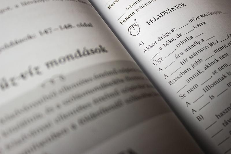 Elmemozgató nyelvi játékok