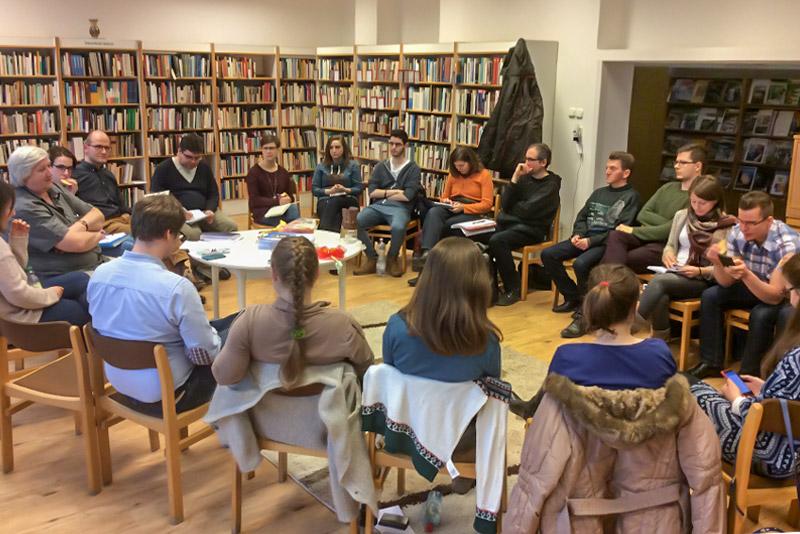 Évnyitó vezetőségi ülést tartott az Ifjúsági Tagozat