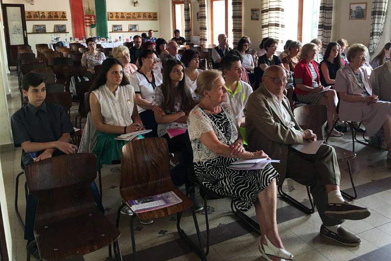 A jövő nyelvhasználatáról is szó esett a Beszélni nehéz! országos találkozón