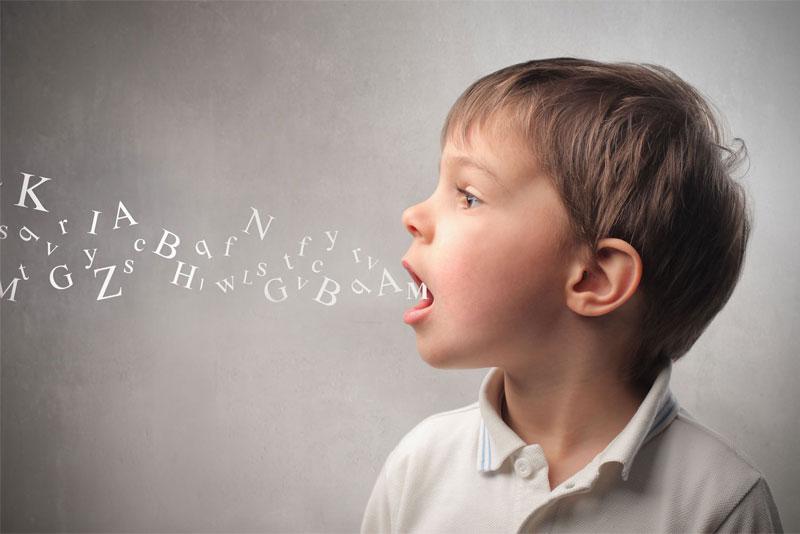 Az út, amelyen a gyermek az anyanyelv elsajátítása felé halad