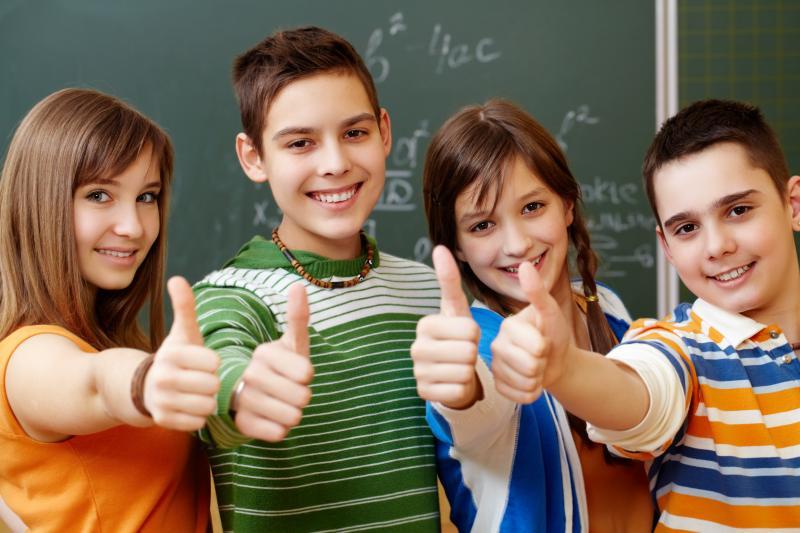 általános iskolai diákok simonyi