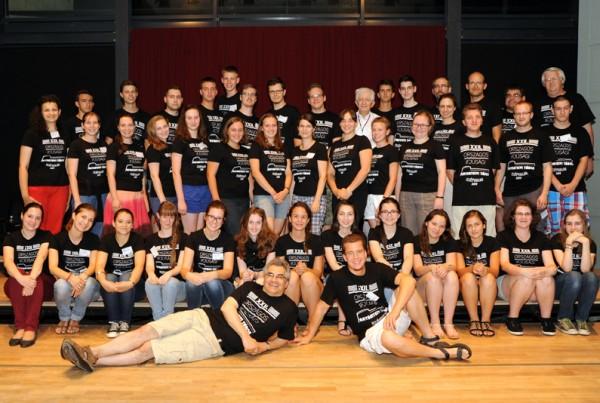 XXII. Országos Ifjúsági Anyanyelvi Tábor