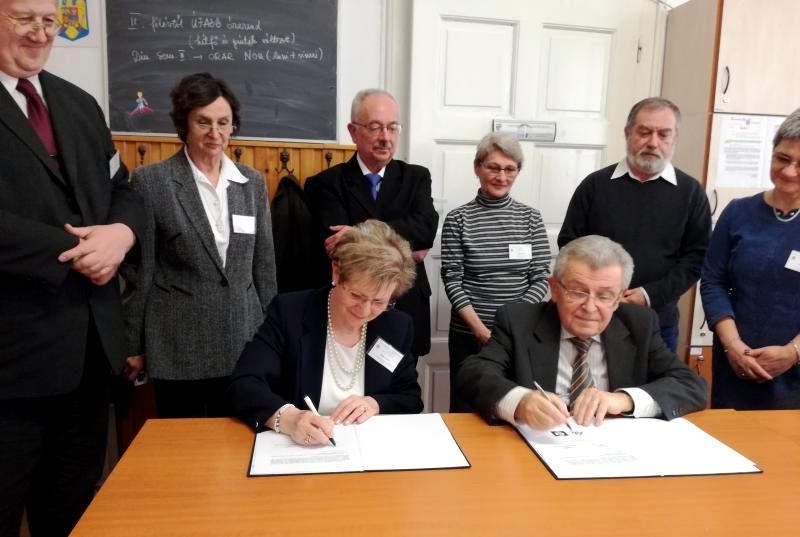 Együttműködési megállapodás megújítása