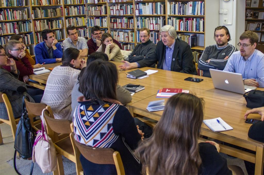 ifjúsági tagozat vezetőségi ülés