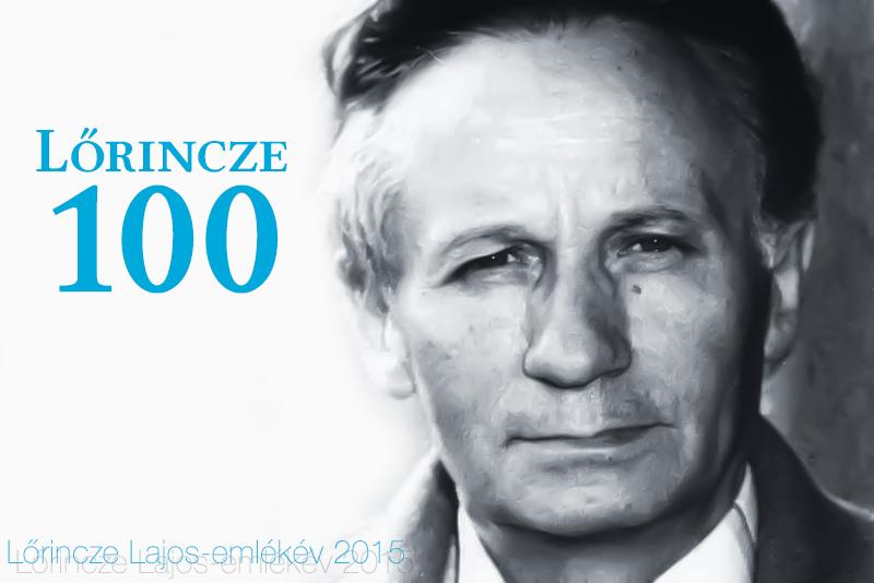 Lőrincze Lajos-emlékév 2015
