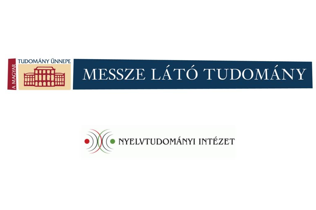 magyar tudomány ünnepe nyelvtudományi intézet
