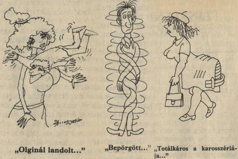 Bekattant vagy leesett a tantusz? – szóképek a köznyelvből