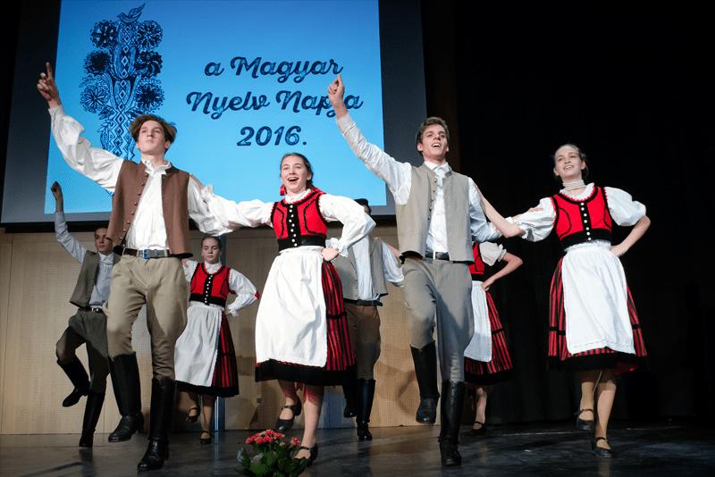 A magyar nyelv ünnepe Szegeden