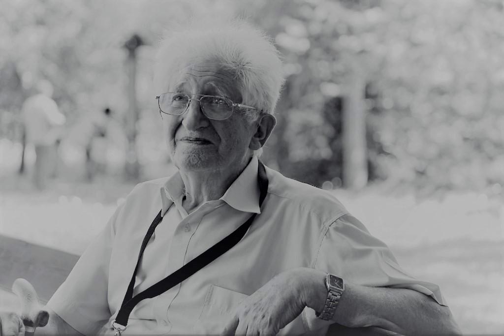 Gyászhír – Wacha Imre (1931–2018)