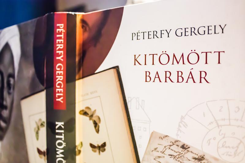 Péterfy Gergely Kitömött barbár