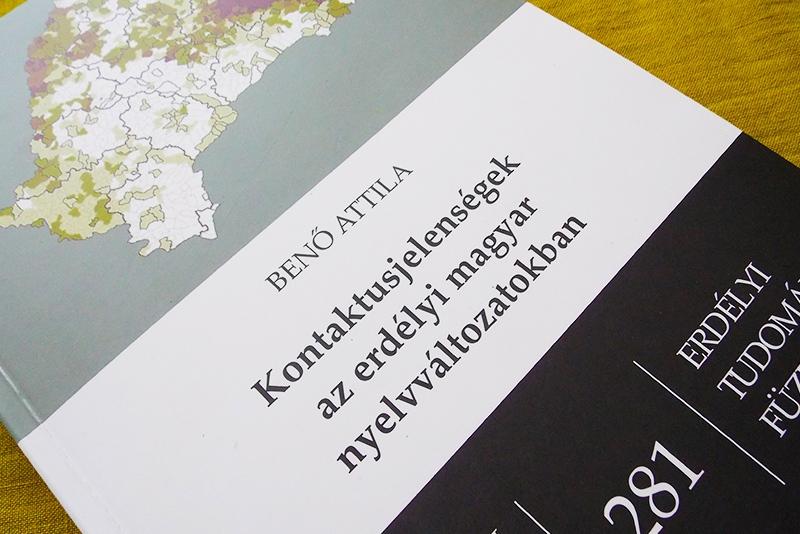 Benő Attila: Kontaktusjelenségek az erdélyi magyar nyelvváltozatokan