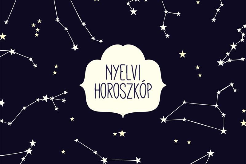 Nyelvi horoszkóp